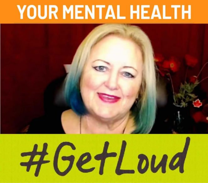 #GetLoud-Mental-health-week-Elaine-Lindsay-episode-2-mental-health-weekTROOL-social-media